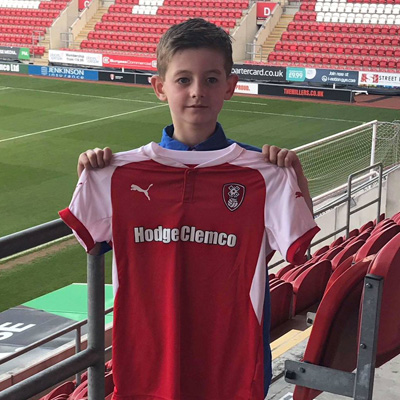 Ellis – Rotherham United