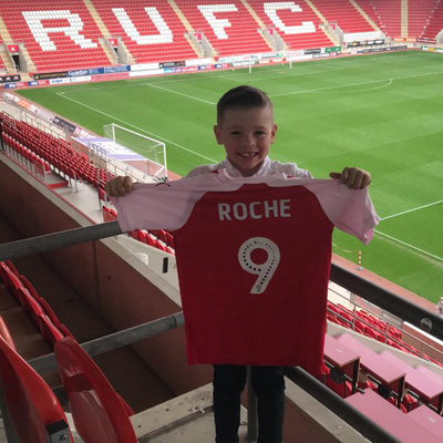 Harry – Rotherham Utd